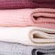 Stack of cotton kitchen towels - PhotoDune Item for Sale