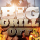 The Big Grill Off Flyer Template - GraphicRiver Item for Sale