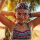 Little girl on the beach resort - PhotoDune Item for Sale