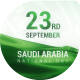 Saudia Arabia National Day - VideoHive Item for Sale