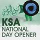 KSA National Day Opener  l  Saudi Arabia National Day Opener - VideoHive Item for Sale