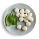 plate of mozzarella cheese balls - PhotoDune Item for Sale