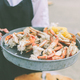 Tray of Freshly Cooked Seafood - PhotoDune Item for Sale