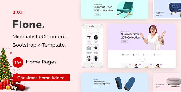 Flone - Mega Shop HTML Template