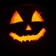 Horror Halloween Logo