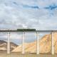 qinghai-tibet railway closeup - PhotoDune Item for Sale