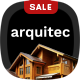 Arquitec - Architecture and Construction WordPress Theme