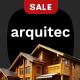 Arquitec - Architecture and Construction WordPress Theme