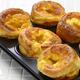 homemade freshly Yorkshire puddings, traditional British side dish - PhotoDune Item for Sale