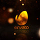 Gold Reflective Logo Reveal - VideoHive Item for Sale
