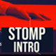 Actionable colorful stomp intro - VideoHive Item for Sale