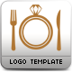 Wedding Catering Logo Template