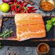 Fresh raw salmon fish - PhotoDune Item for Sale