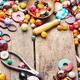 Set of bright beads - PhotoDune Item for Sale
