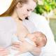 Mother breastfeeding her baby - PhotoDune Item for Sale