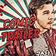 Comic Con / Freeze Frame Trailer - VideoHive Item for Sale
