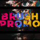 Colorful Brush Promo - VideoHive Item for Sale