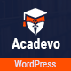 Acadevo - Academics and Education WP Theme