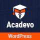 Acadevo - Academics and Education WP Theme