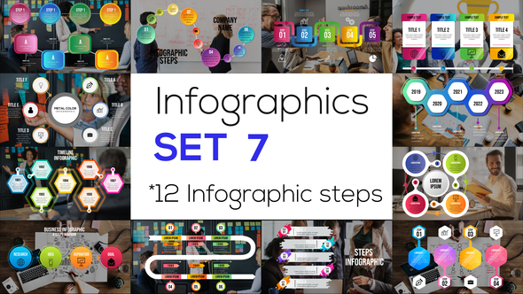 Infographics Set 7 Download Free