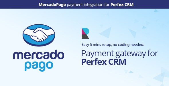 Mercado Pago Payment Gateway for Perfex CRM