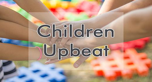 Children Upbeat
