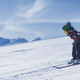 Child Skiing in the Mountains - PhotoDune Item for Sale