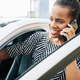 Businesswoman talking on the phone - PhotoDune Item for Sale
