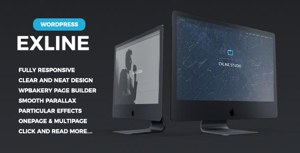 Exline - Elementor Marketing & Agency WordPress Theme