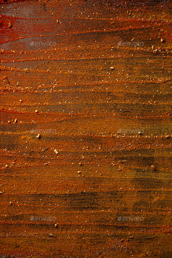 Spice texture. - Stock Photo - Images