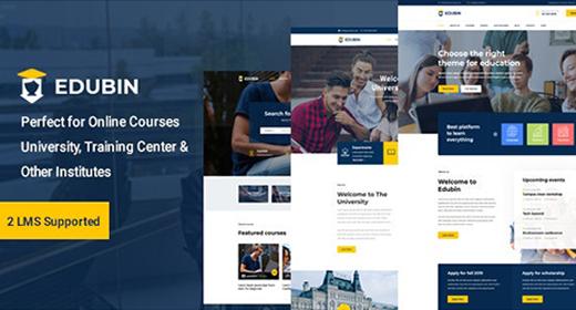 Education LMS WordPress Theme