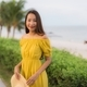Portrait beautiful asian women happy smile relax on the tropical - PhotoDune Item for Sale