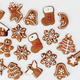 Christmas gingerbread cookies - PhotoDune Item for Sale