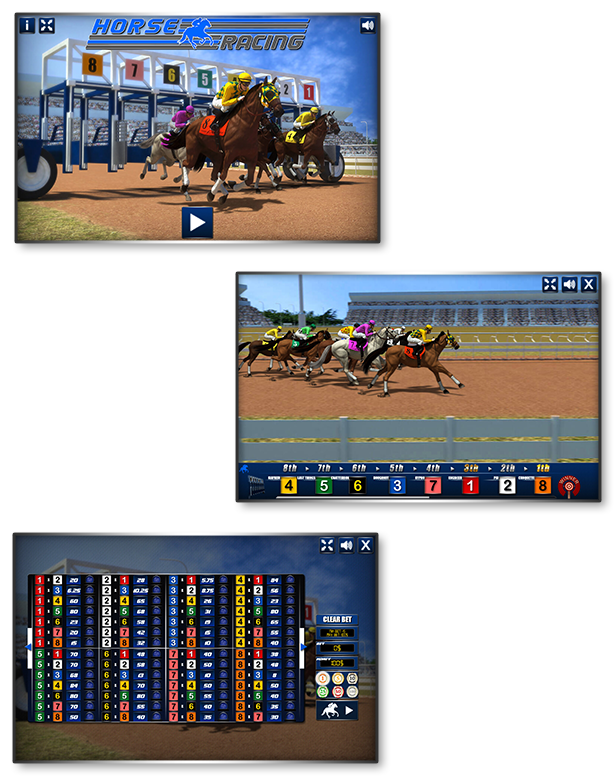 How to bet on horses casino games who should i bet on tonight