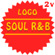 Soul R&B Luxury Hip Hop Logo