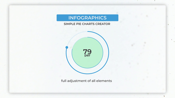 Infographics: Simple Pie Chart Creator Download Free