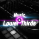 Music Lower Thirds - VideoHive Item for Sale