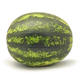 Whole watermelon on white background - PhotoDune Item for Sale