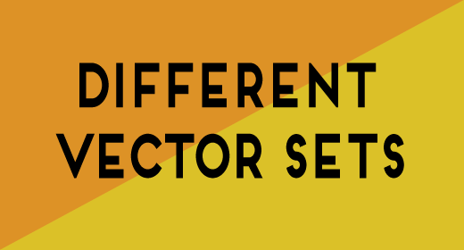 Different Vector Sets