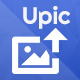 Upic - Complete Image Hosting Website