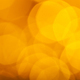 Abstract Orange Bokeh with blurred background. - PhotoDune Item for Sale