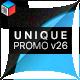 Unique Promo v26 | Corporate Presentation - VideoHive Item for Sale