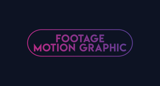 FOOTAGE MOTION GRAPHIC