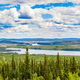 Labrador City Wabush mining towns pano NL Canada - PhotoDune Item for Sale