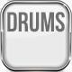 Dubstep Sport Drums Logo