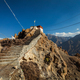 Dhankar gompa (monastery). Dhankar, Spiti valley, Himachal Pradesh, India - PhotoDune Item for Sale