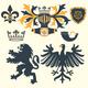Heraldic Design Elements set#2 - GraphicRiver Item for Sale