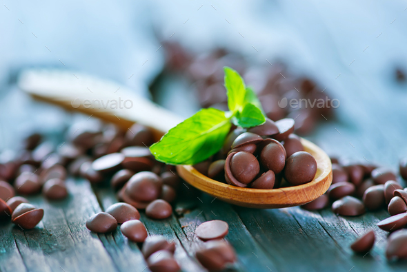 chocolate - Stock Photo - Images