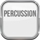 Claps Percussion and Drums Logo