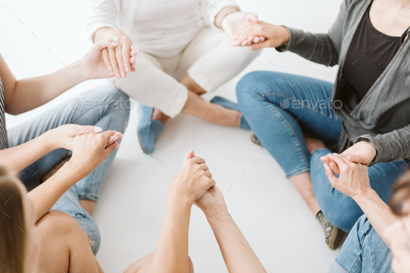 Close up of hands - Stock Photo - Images